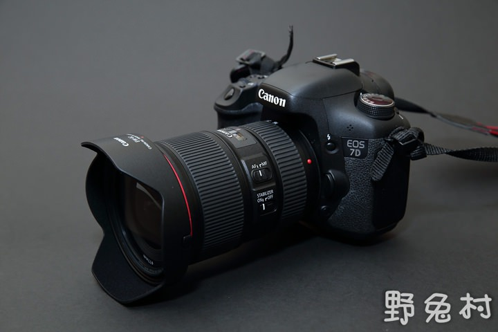 [攝影-敗物] Canon EF 16-35mm F4L IS USM