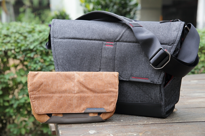 [攝影-敗物] The Everyday Messenger(相機包) & POUCH & Capture LENS